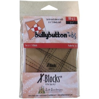"X-Blocks Tool Bellybutton-6-1/2"""