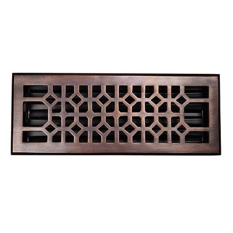 "The Copper Factory CF141 4 x 12"" Solid Cast Copper Decorative 4""x12"""