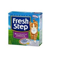 Clorox Petcare Products 377555 Fresh Step Multi-Cat Litter
