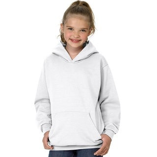 Hanes Youth ComfortBlend EcoSmart Pullover Hoodie - XL