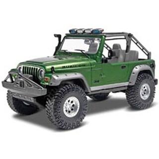 Jeep Wrangler Rubicon 1:25 - Plastic Model Kit
