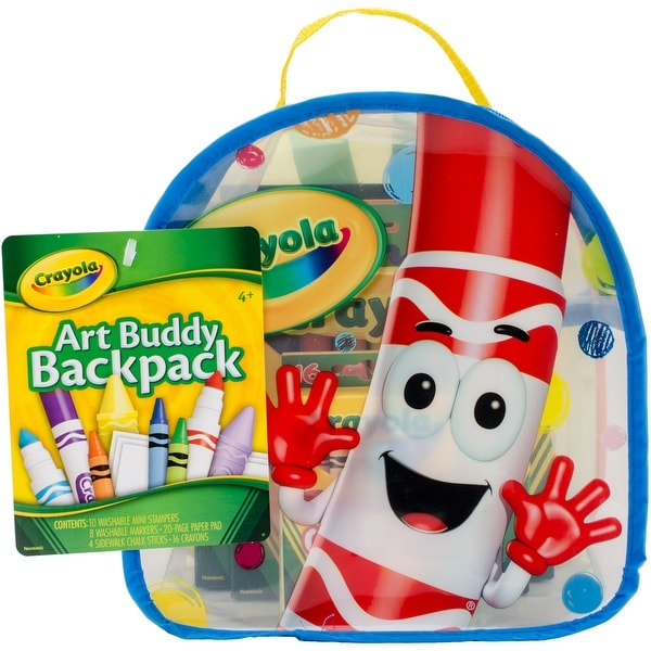 Crayola Art Buddy Backpack-
