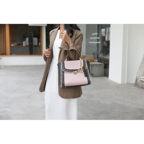 MKF Collection Flora Handbag/Shoulder bag by Mia K