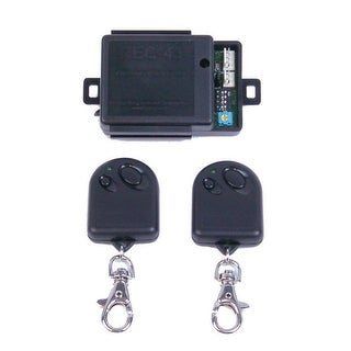 Omega Research Keyless Entry
