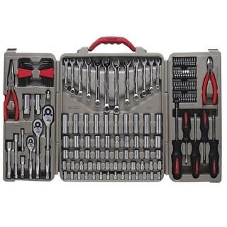 Crescent CTK148MP Mechanics Tool Set, 148 Piece