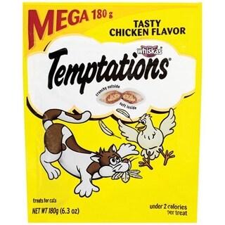 Whiskas Temptations E72300 6.35 oz. Tasty Chicken Cat Food