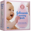 JOHNSON'S Nursing Pads 60 Each - Thumbnail 0