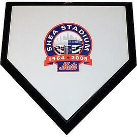 Shea Stadium Commemorative Logo Home Plate