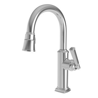 Link to Newport Brass 3160-5203 Zemora 1.8 GPM Single Hole Pull Down Bar - Polished Chrome Similar Items in Faucets