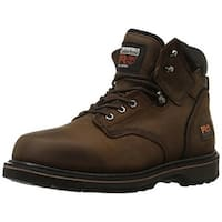 Timberland Pro Men's Pitboss 6 Soft-Toe Boot - 13