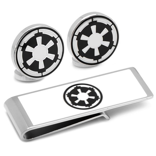 Imperial Empire Cufflinks and Money Clip Gift Set