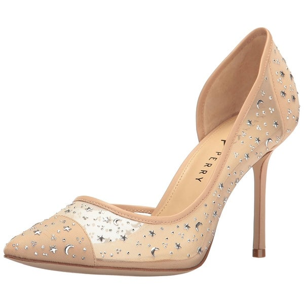 Katy Perry Womens The Anne Pointed Toe D-orsay Pumps