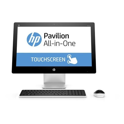 "Manufacturer Refurbished - HP Pavilion 23-Q119 23"" AIO Desktop Intel i5-6400T 2.20GHz 12GB 2TB Windows 10"
