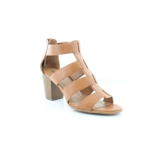 Style & Co. Janinaa Women's Sandals & Flip Flops Coffee