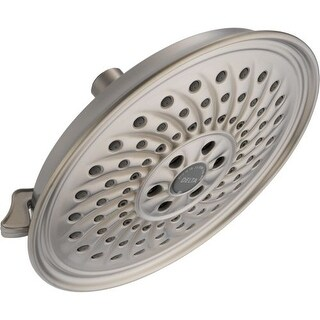 Delta 52687 H2Okinetic Multi-Function Shower Head with H2Okinetic Technology
