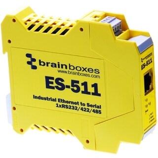 Brainboxes ES-511 Brainboxes Device Server - x Serial Port