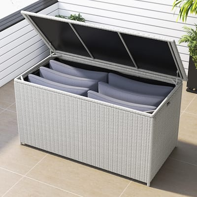 Corvus Lattice 202 Gallons Outdoor Cushion Storage Box