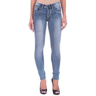 Lola Classic Skinny Jeans, Celina-MLB