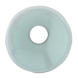 Replacement Waterfall Faucet Green Glass Disc Plate