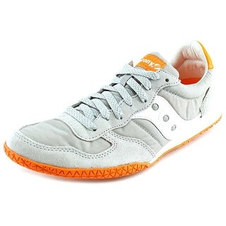Saucony Bullet Men  Round Toe Synthetic Gray Sneakers