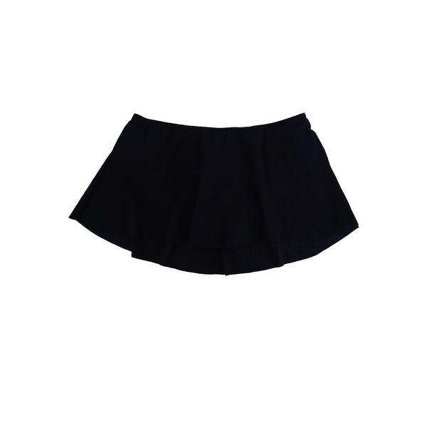 b767d0e2e Shop Profile by Gottex Women's Tutti Frutti Swim Skirt (12, Black) - Black  - 12 - Free Shipping On Orders Over $45 - Overstock - 22165225