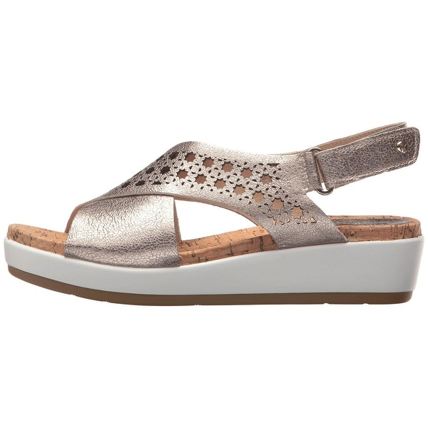 508bc3eda61 Pikolinos Womens W1G-1602CL Leather Open Toe Casual Slingback Sandals - 8