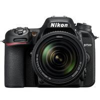 Nikon D7500 DSLR Camera with 18-140mm f/3.5-5.6 VR Lens