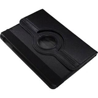Premiertek LC-IPAD_MINI-BK Premiertek Carrying Case (Folio) for iPad mini - Black - Polyurethane Leather