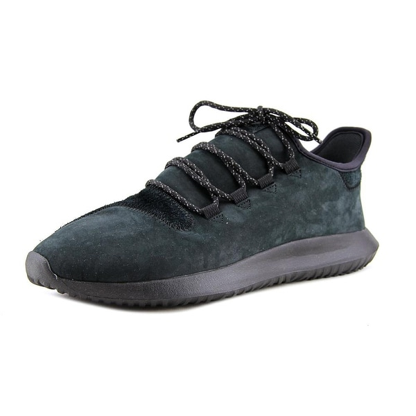 Adidas Tubular Shadow Men Round Toe Synthetic Black Tennis Shoe