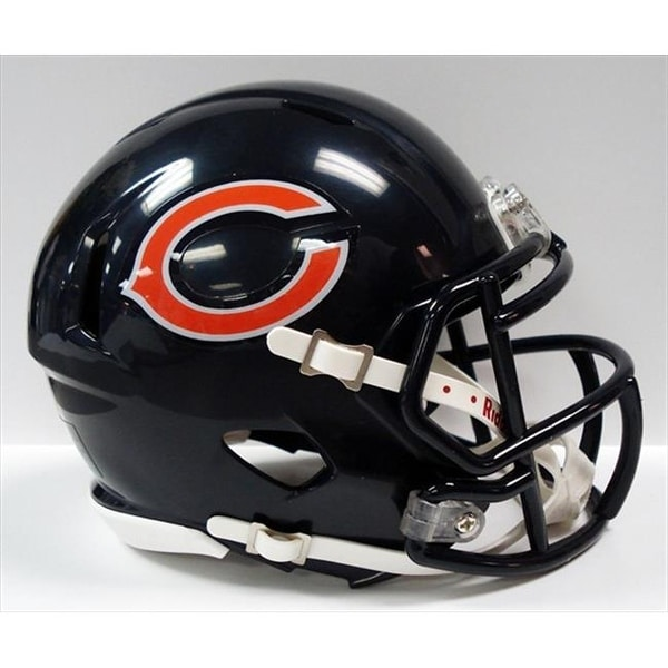 f171dad8ca9 Shop Riddell Revolution Speed Mini Helmet - Chicago Bears - Free Shipping  On Orders Over  45 - Overstock - 26179911