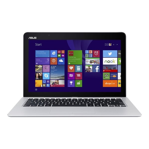 """Manufacturer Refurbished - Asus T300FA-DH12T-CA 12.5"""" Touch Laptop Intel M5Y10 0.8GHz 4GB 64GB SSD W8"""