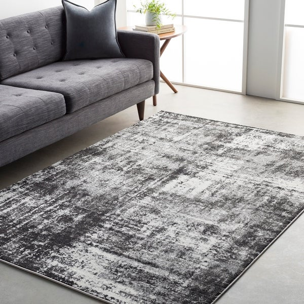 Molly Contemporary Abstract Area Rug. Opens flyout.