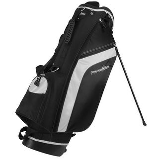 Powerbilt Santa Rosa Black/Black Stand Golf Bag