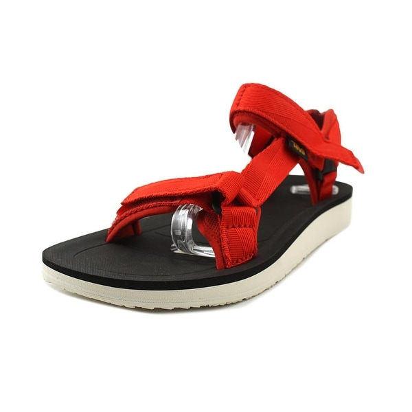 6378bf663ddc5a Shop Teva Original Universal Premier Red Sandals - Free Shipping ...