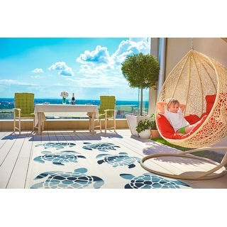 Link to Ambrosi Indoor/Outdoor Rug Similar Items in Casual Rugs