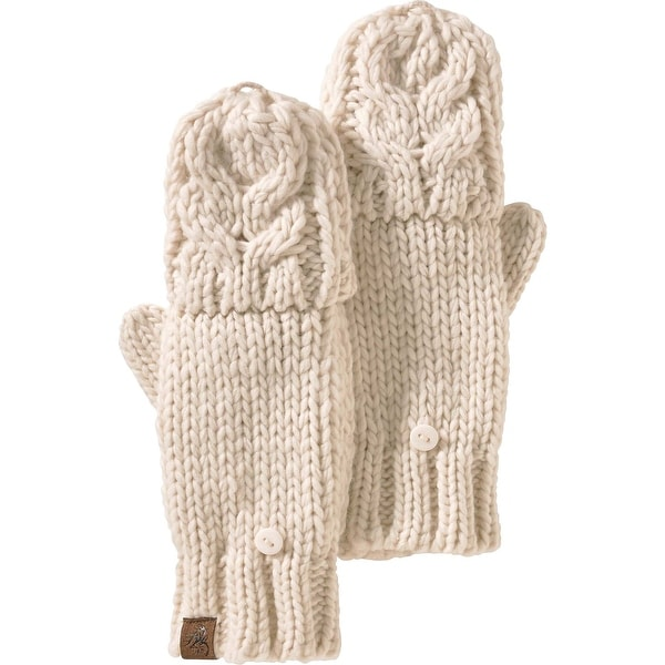 Legendary Whitetails Ladies North Woods Pop Top Mittens - One Size Fits most