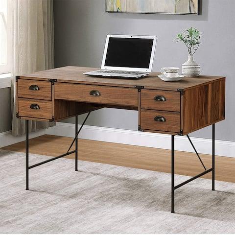 Abadelia 47-inch Writing Desk