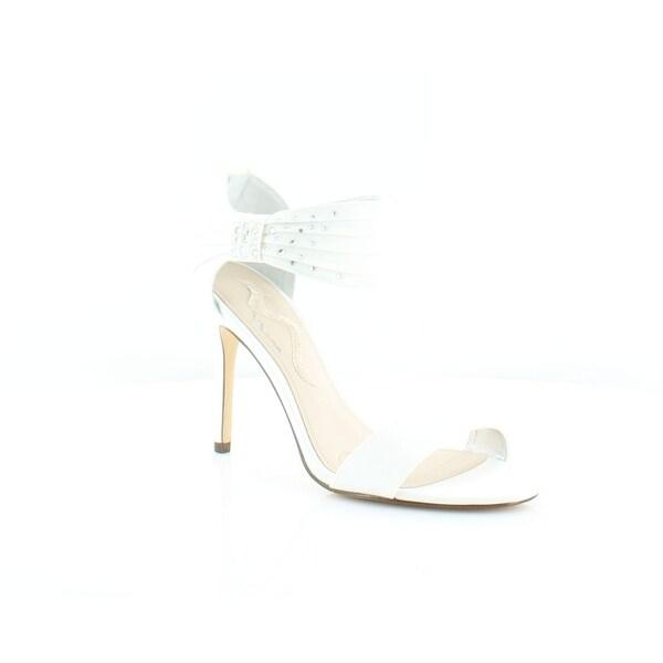 Nina Calina Women's Heels Ivory - 7