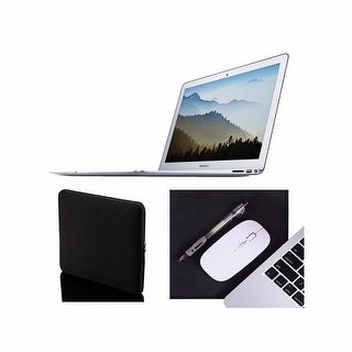 "Apple 13.3"" MacBook Air Combo Mouse/Carrying Case (Mid 2017) MQD32LL/A"