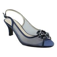 Caparros Womens Savanna Blue Ankle Strap Sandals Size 5.5