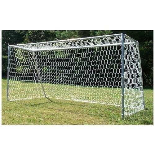 Soccer Goal Backyard shop practice partner silverline backyard 9-foot soccer goal - free