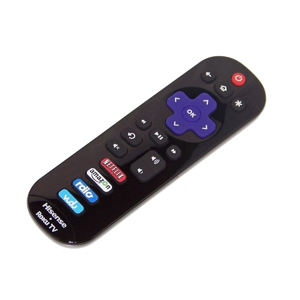 NEW OEM Hisense Remote Control Originally Shipped With: 40H4, 40H4C, 48H4