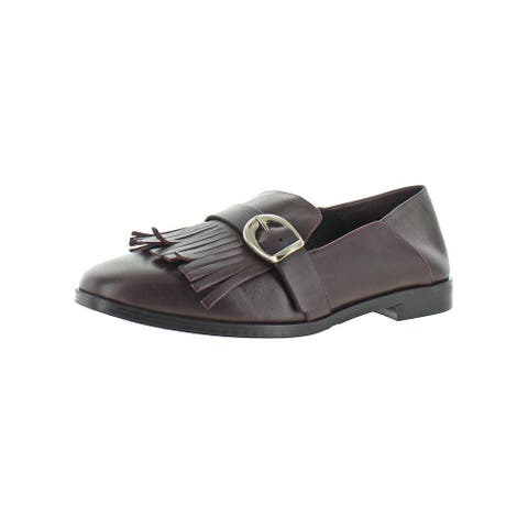 Charles David Womens Dame Oxfords Casual L - Burgundy Leather