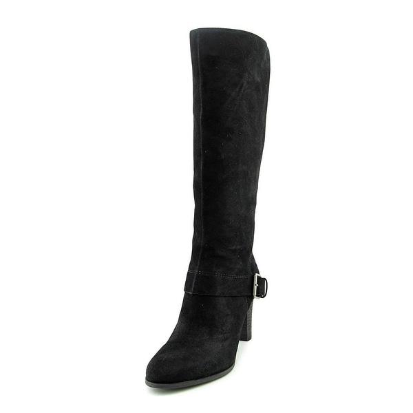 Nine West Niston Women  Round Toe Suede  Knee High Boot