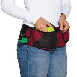 Guardian Gear Deluxe Dog Training Treat Bag Belt - One Size