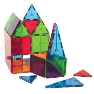 Magna-Tiles(R) 100-Piece Clear Colors Set