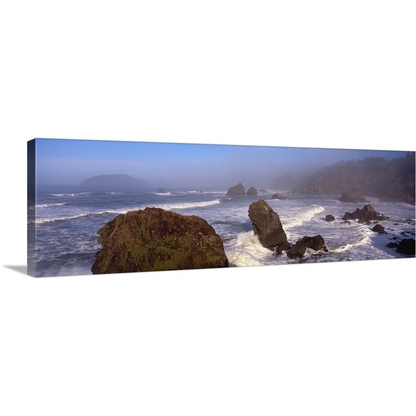 """California, Humboldt County"" Canvas Wall Art"