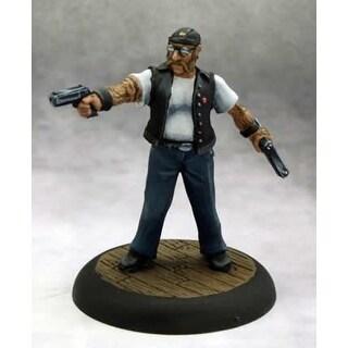 Reaper Miniatures 50272 Chono Stubbs, Biker Thug