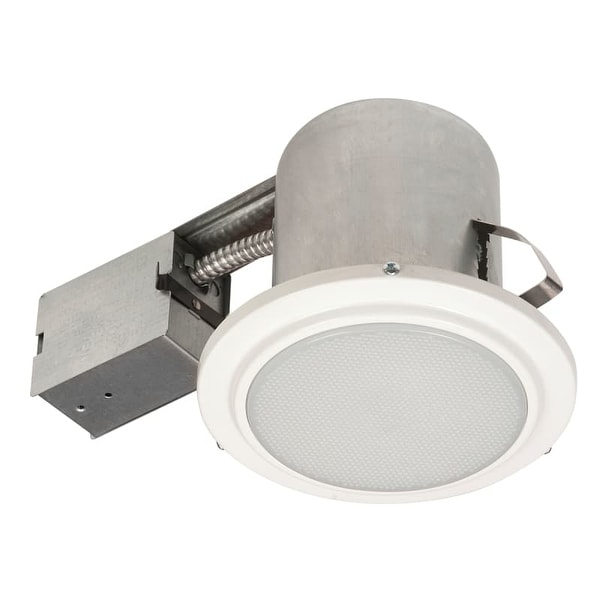 """Globe Electric 90036 5"""" Recessed Shower Light Fixture"""