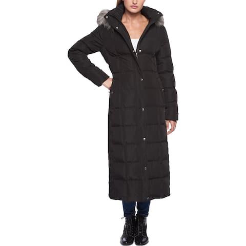 Tommy Hilfiger Womens Parka Coat Winter Duck Down